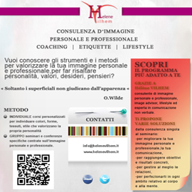 Consulenza immagine
