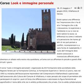 Corso: Look e immagine personale